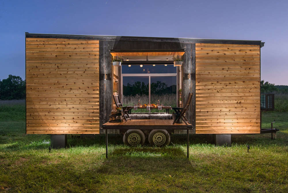 The Alpha Innovative Trailer House