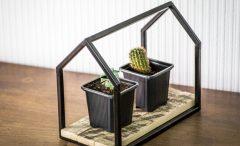 Minimalist Nordic Plant Pot Holder
