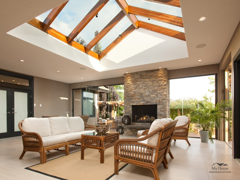 Creating A Seamless Indoor Outdoor Transition Between