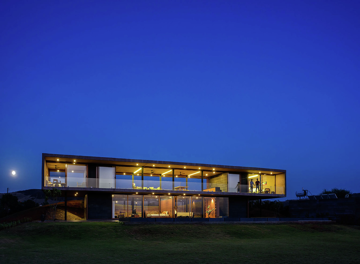 The amazing architecture of Panorama House