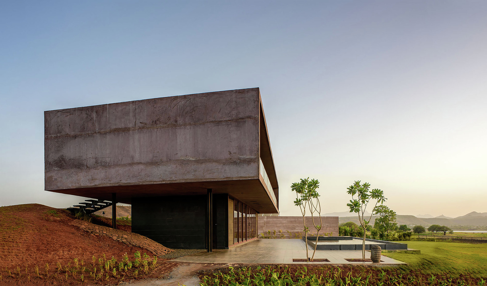 Contemporary Concrete Architecture