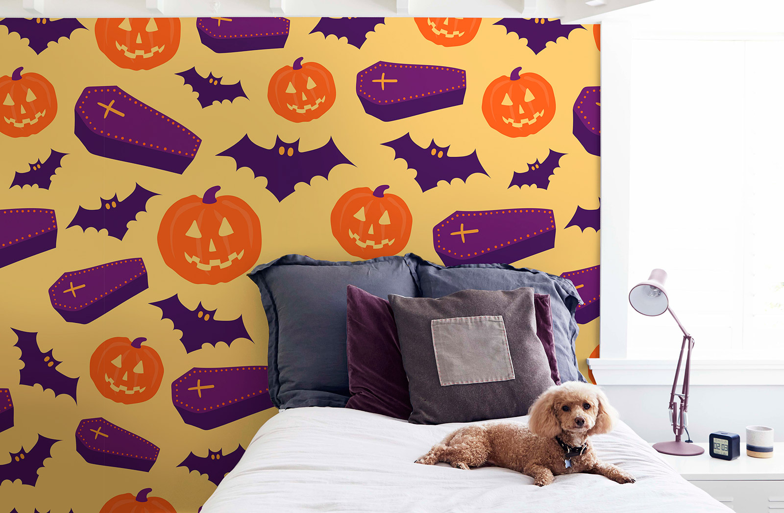 Halloween Removable Wall Sticker