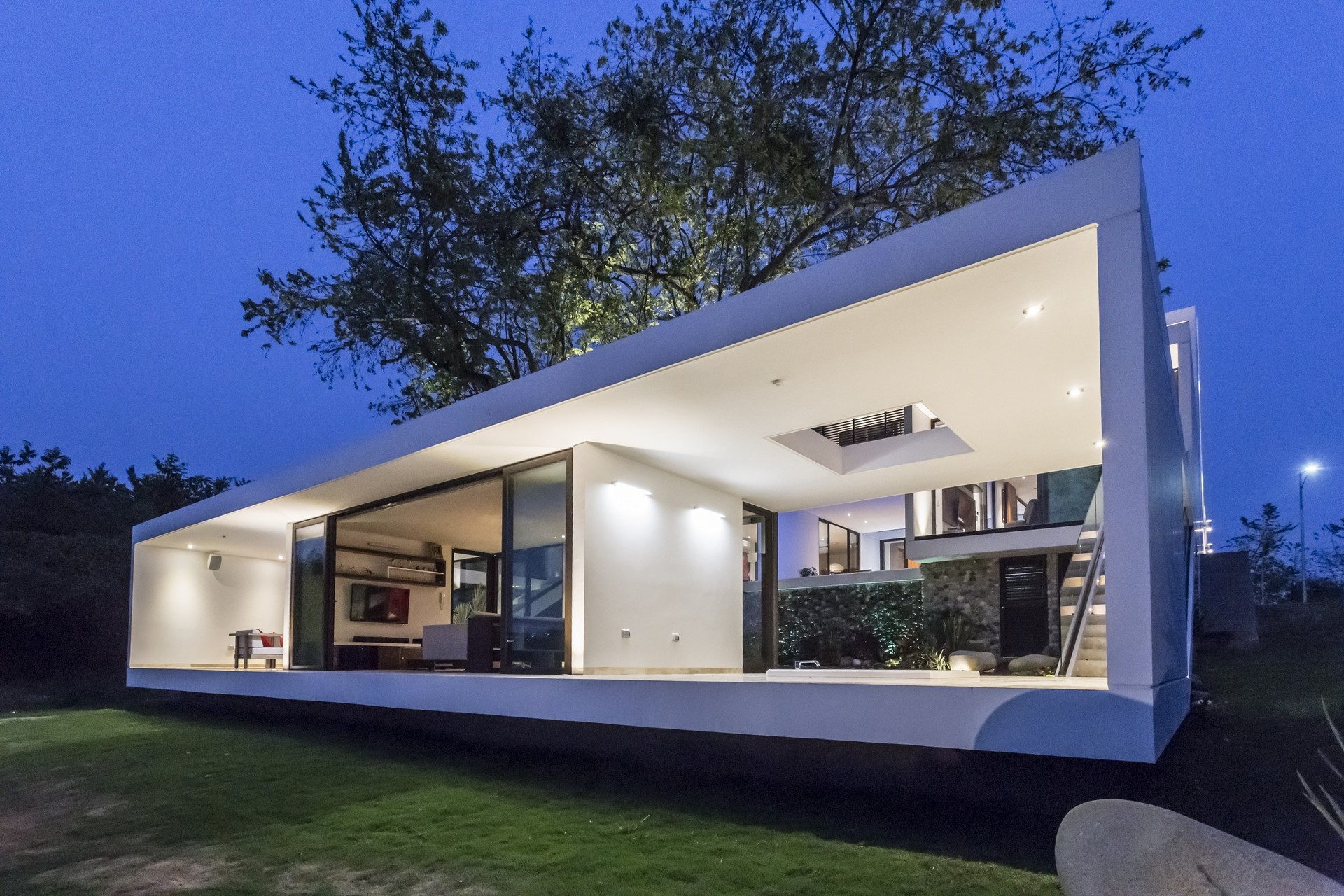 Modern Eco Friendly House In Mexico Adorable Home