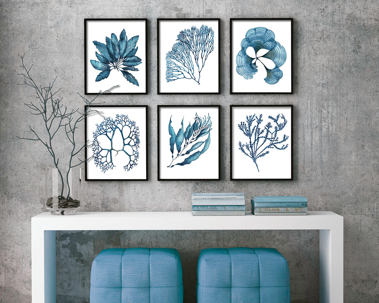 Captivating Nautical Wall Art