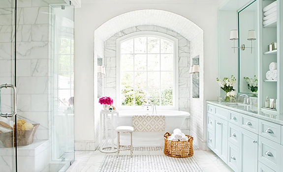 Creating a Timeless Bathroom Look