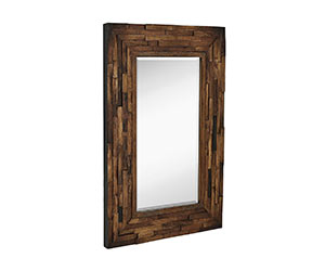 Best Selling Rustic Wall Mirror on Amazon