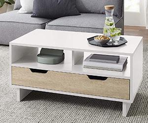 Scandinavian Style Coffee Table