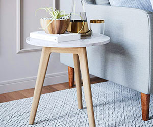 Scandinavian Style Side Table