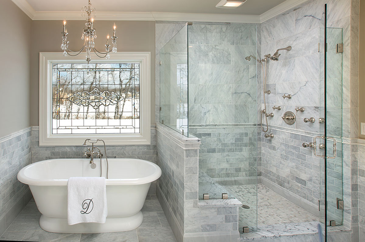 Creating A Timeless Bathroom Look