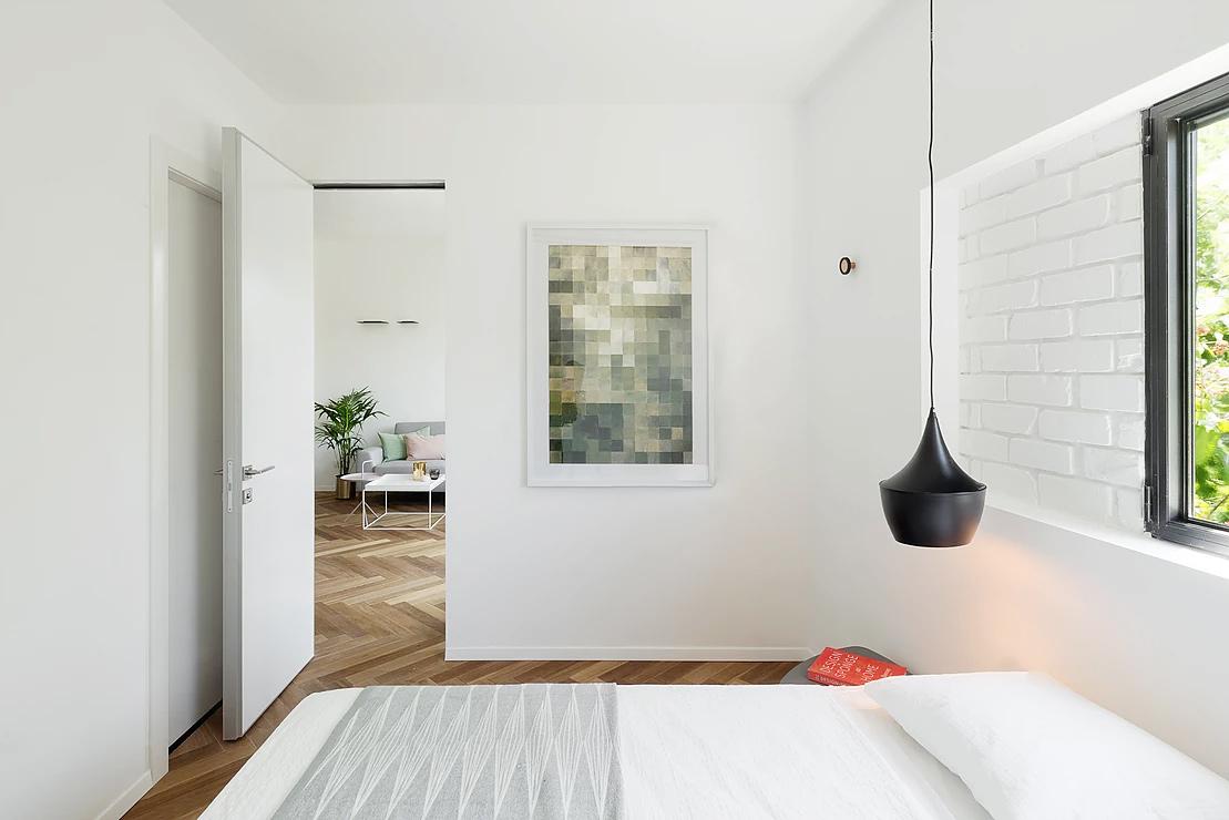 Urban apartment- Second bedroom
