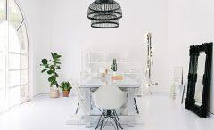 A Dreamy Scandinavian Style Living Room
