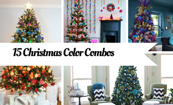 15 Christmas Color Schemes Beyond the Traditional