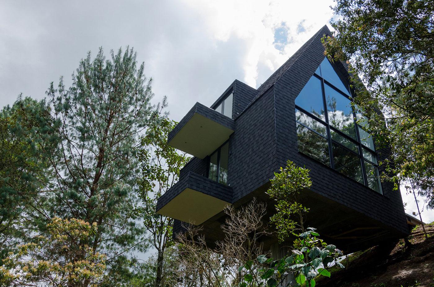 Amazing elevated house