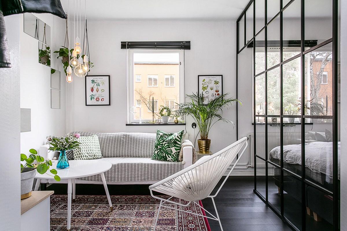 Tiny Scandinavian Home Packs A Big Punch Adorable Home