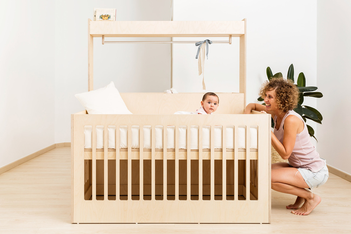 Transformable Kids Furniture
