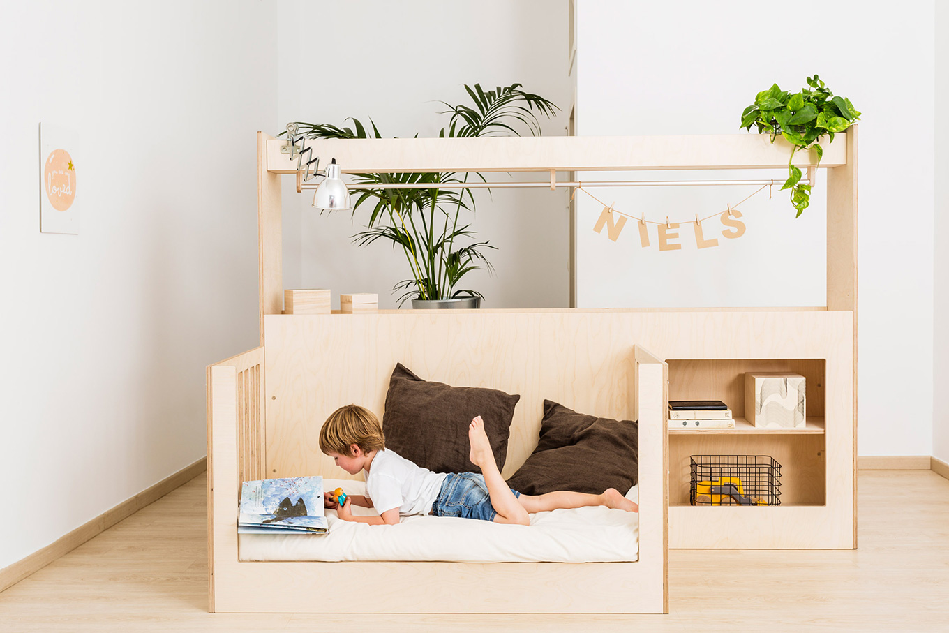 Transformable Kids Furniture Kid\u0027s furniture Wooden baby crib Toddler bed ... & Transformable Children\u0027s Furniture of Today \u2013 Adorable Home