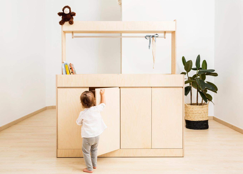 Modern kid's furniture