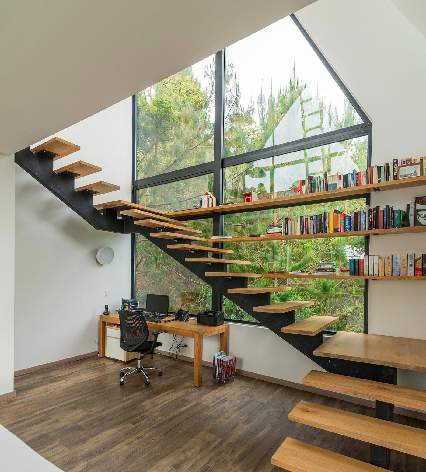 Interior Home Decoration Indoor Stairs Design Pictures: Best Staircase Designs For The Modern Home
