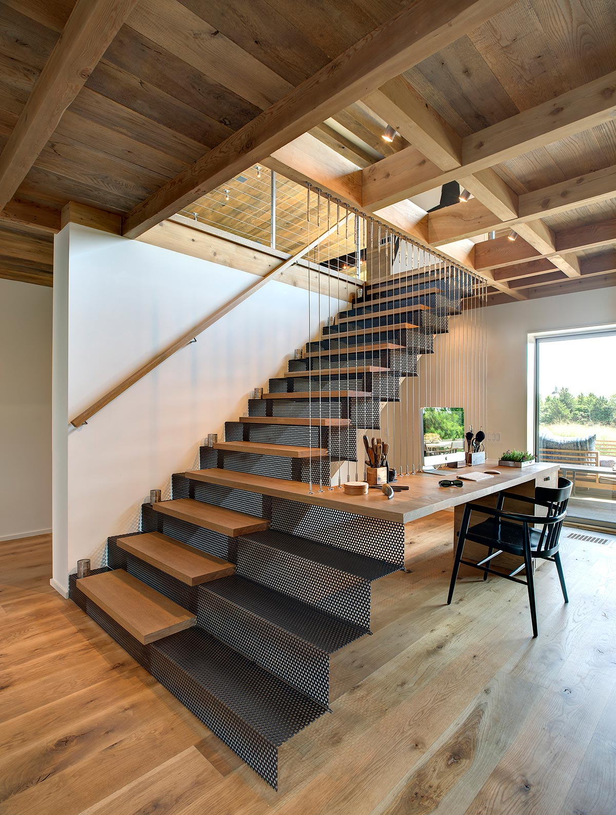 Best Staircase Designs For The Modern Home  Adorable Home - Home staircase designs