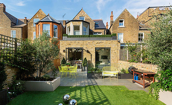 Renovated Period House in London