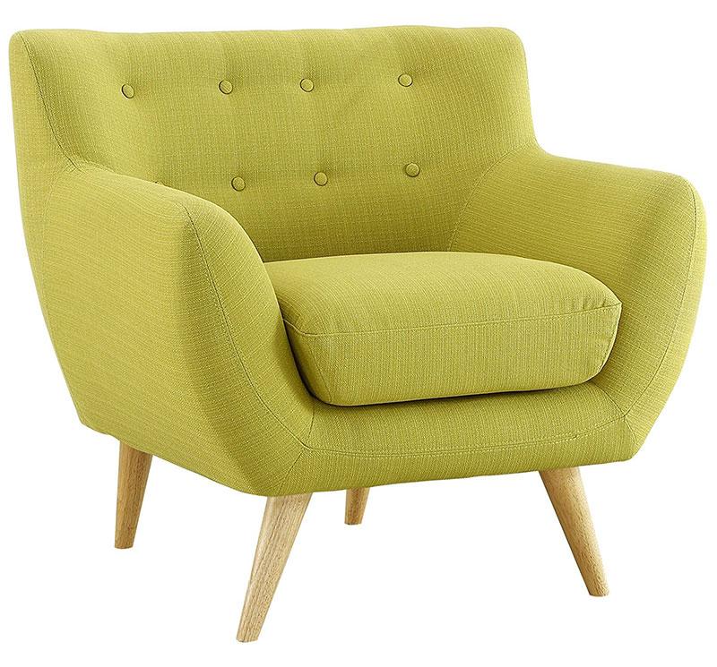 Mod style mid century modern armchair adorable home for Mid century modern armchairs