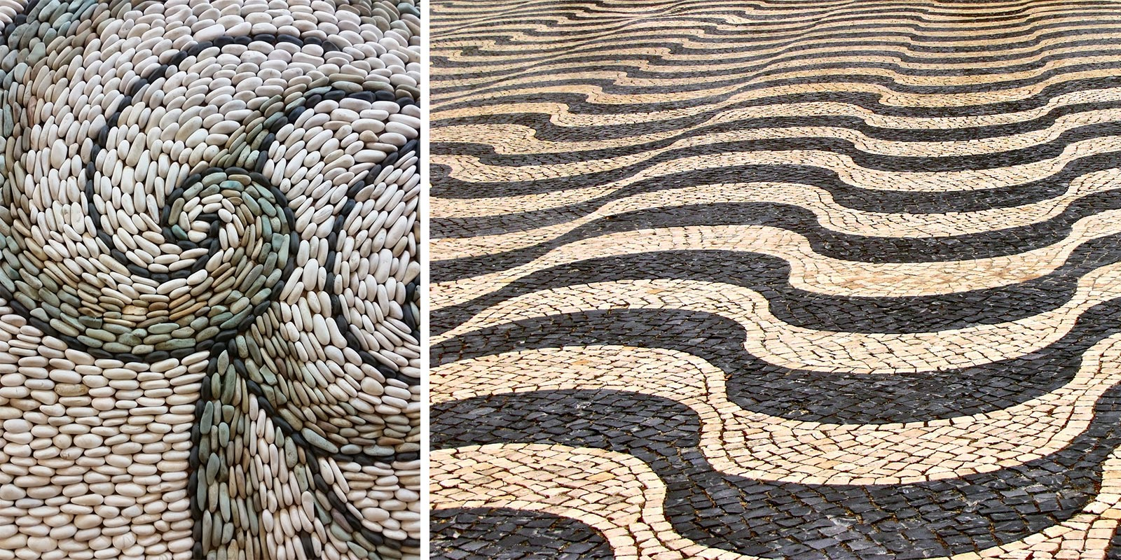 Paving patterns
