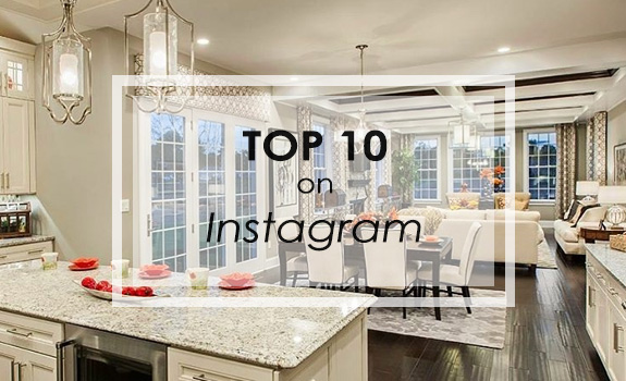 Top 10 Interior Designs on Instagram