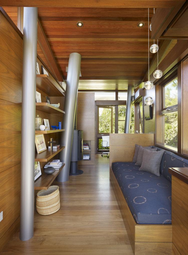 Banyan Drive Treehouse-interior