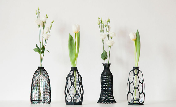 Adorable 3D Printed Vases