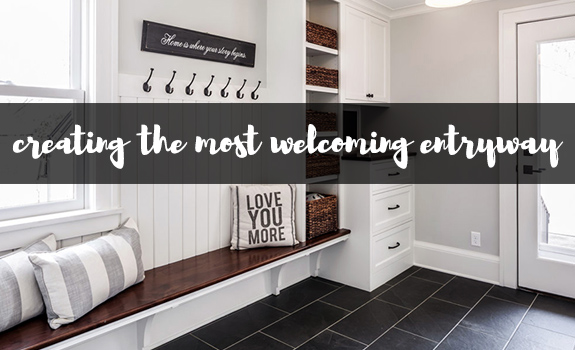 How to Create the Most Welcoming Entryway