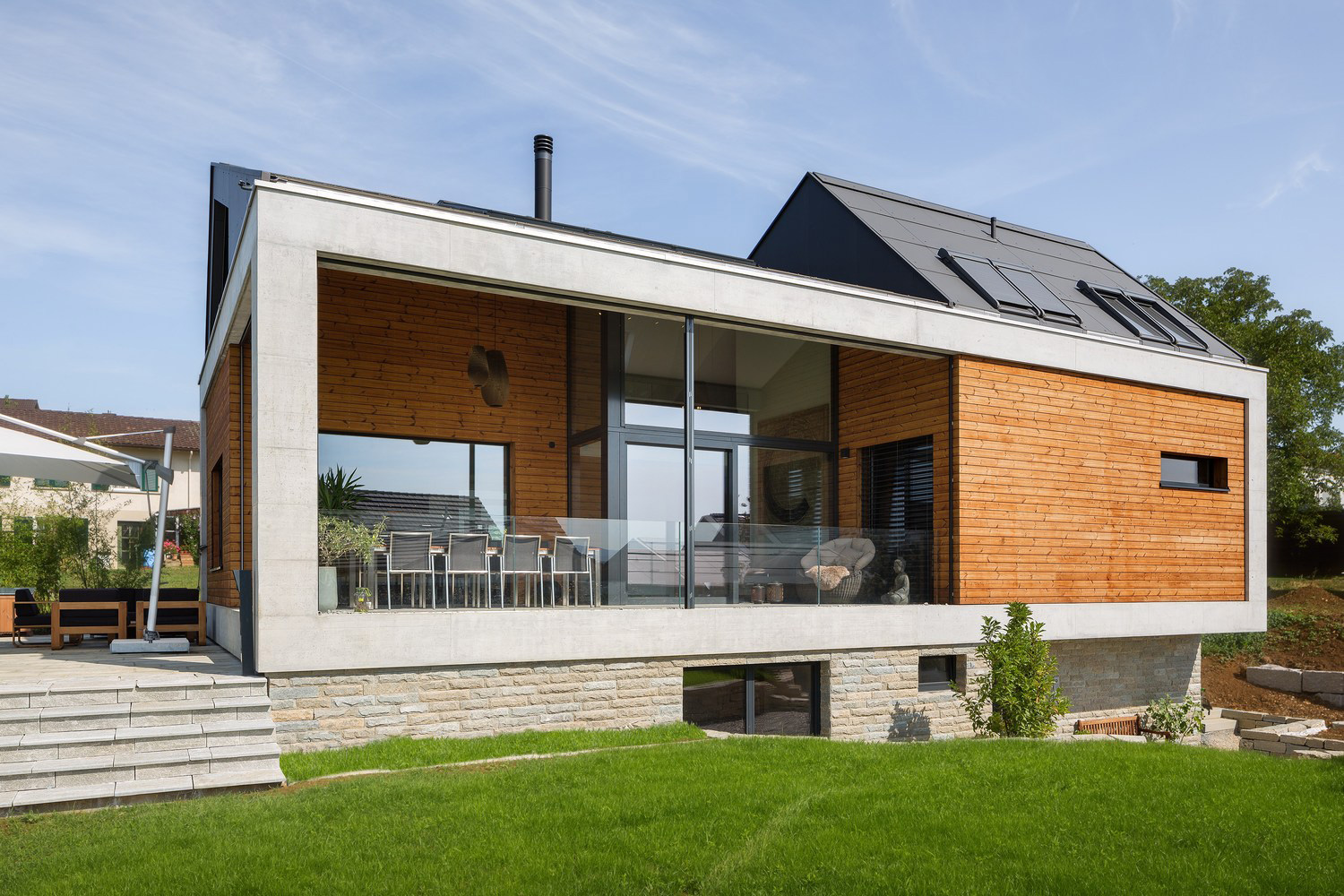 Modern Swiss House