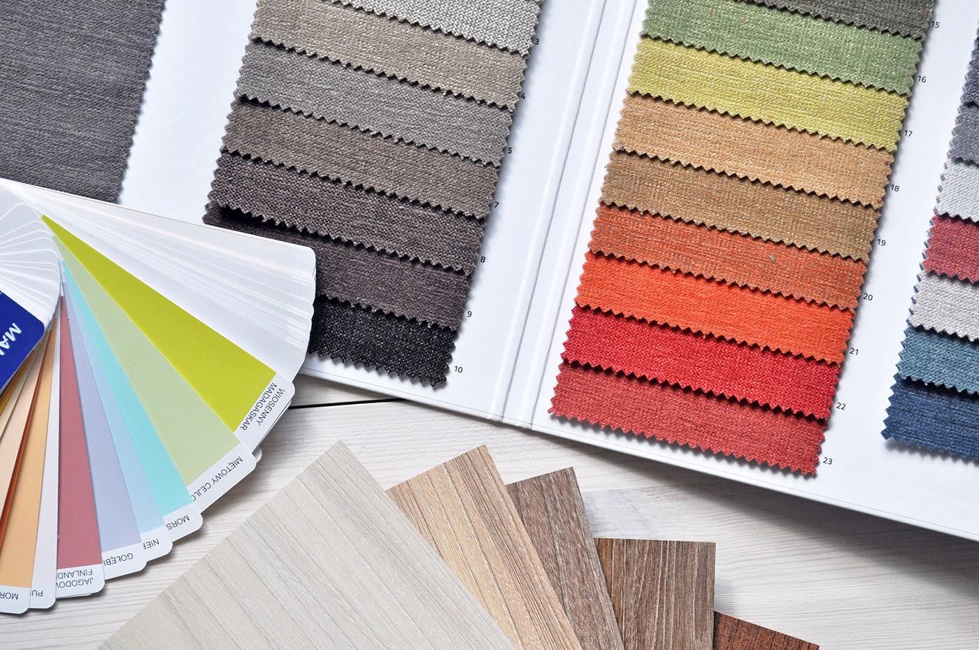 Interior color options