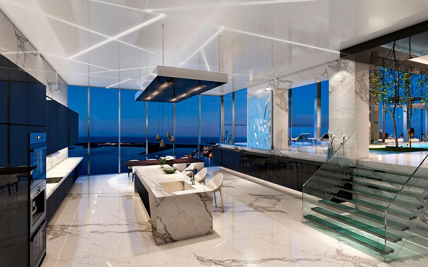5 Luxurious Properties In The Cosmopolitan Heart Of Miami