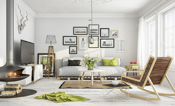 New Year, New Home Updates: Color, Texture and Technology