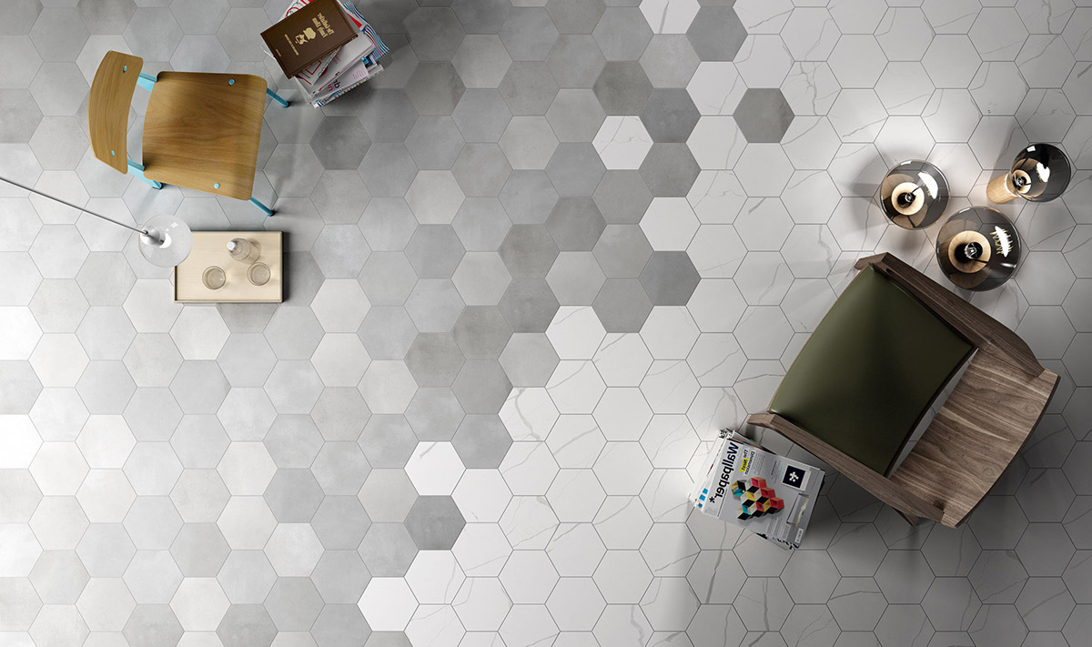 Fashionable tiles - new items 2016