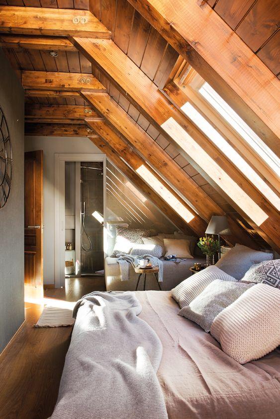 Attic bedroom designs - 1