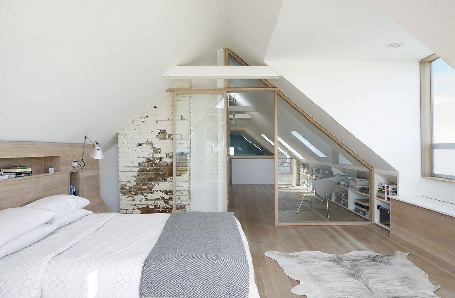 Attic bedroom designs - 2