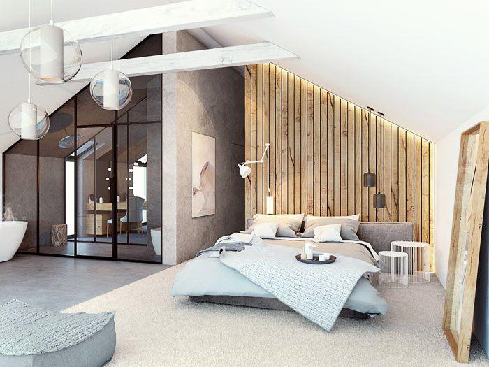Attic bedroom designs - 4