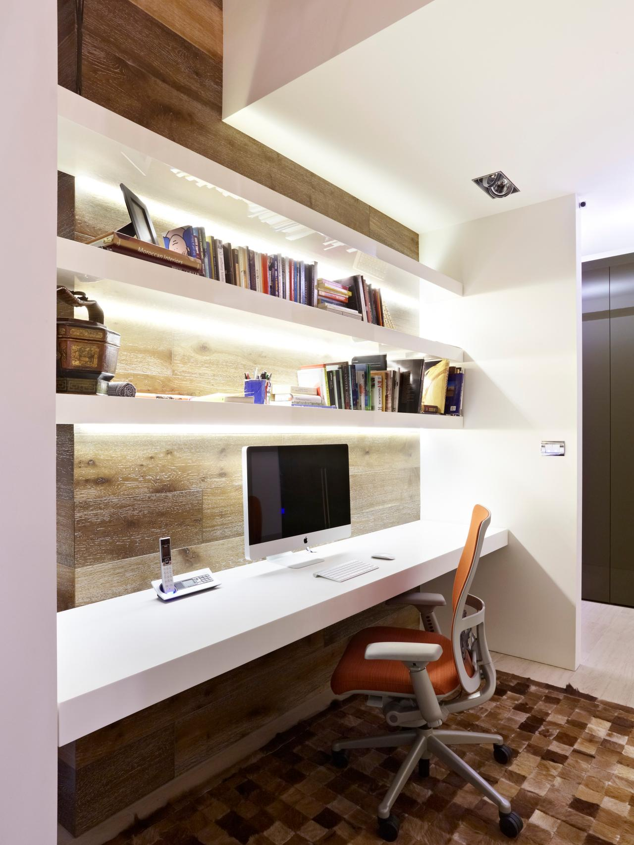 LED strips for home office