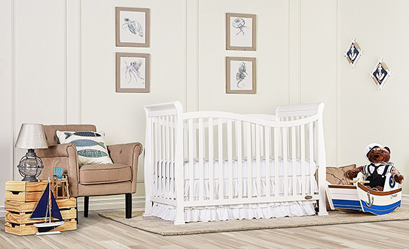 Get Your Baby Room Ready on a Budget