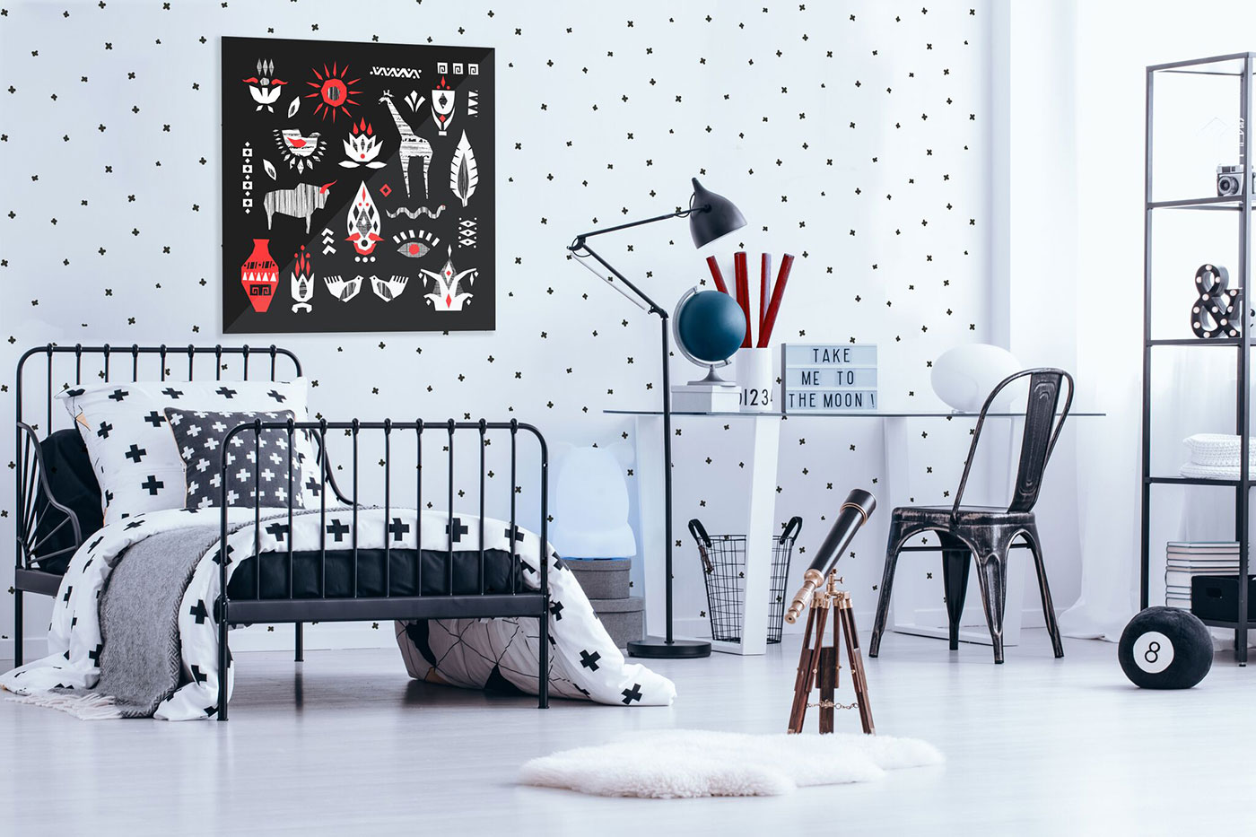 Teenager room decor