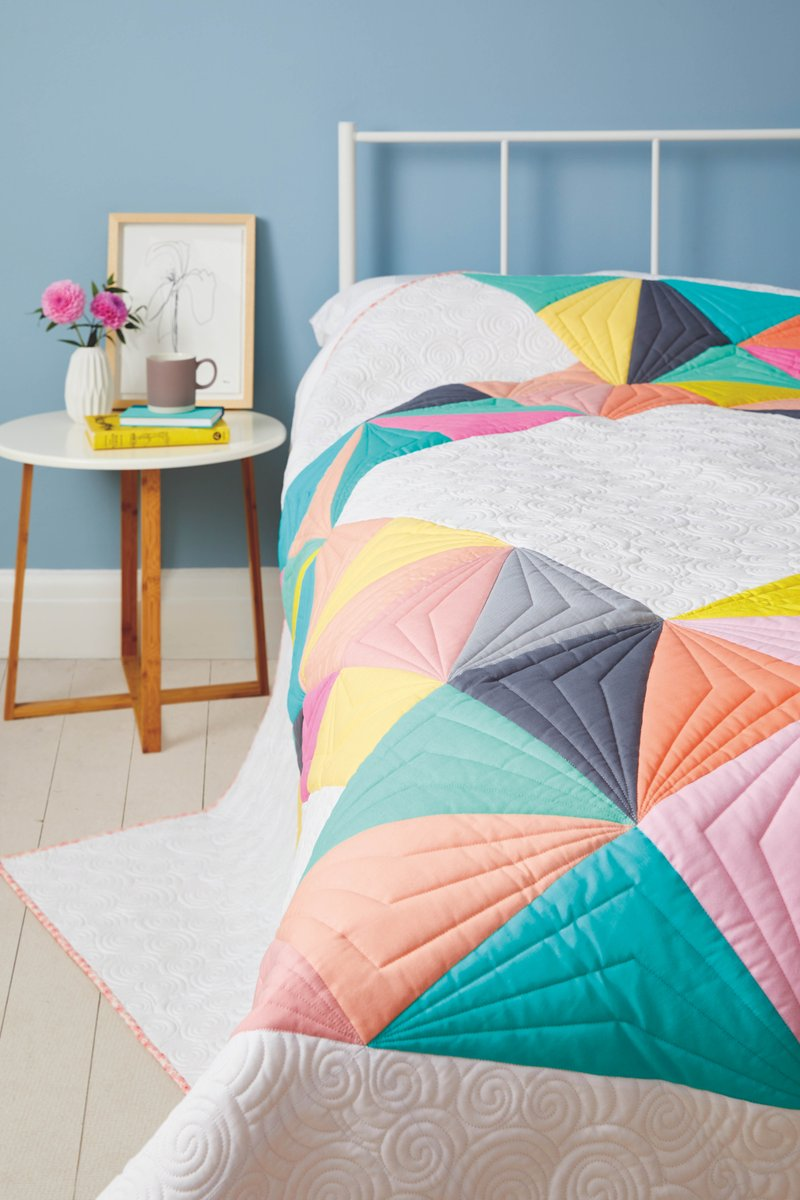 Quilted bedcovers