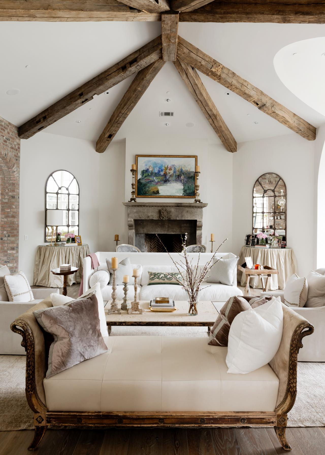 Charming rustic home