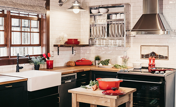 Innovative Space Saving Tips for Smaller Kitchens