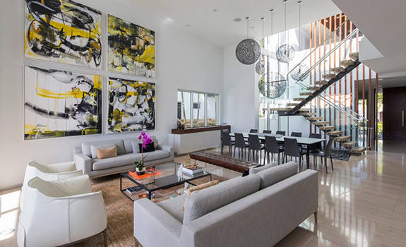 Miami Splendor: Amazing Two-story Family House-featured image