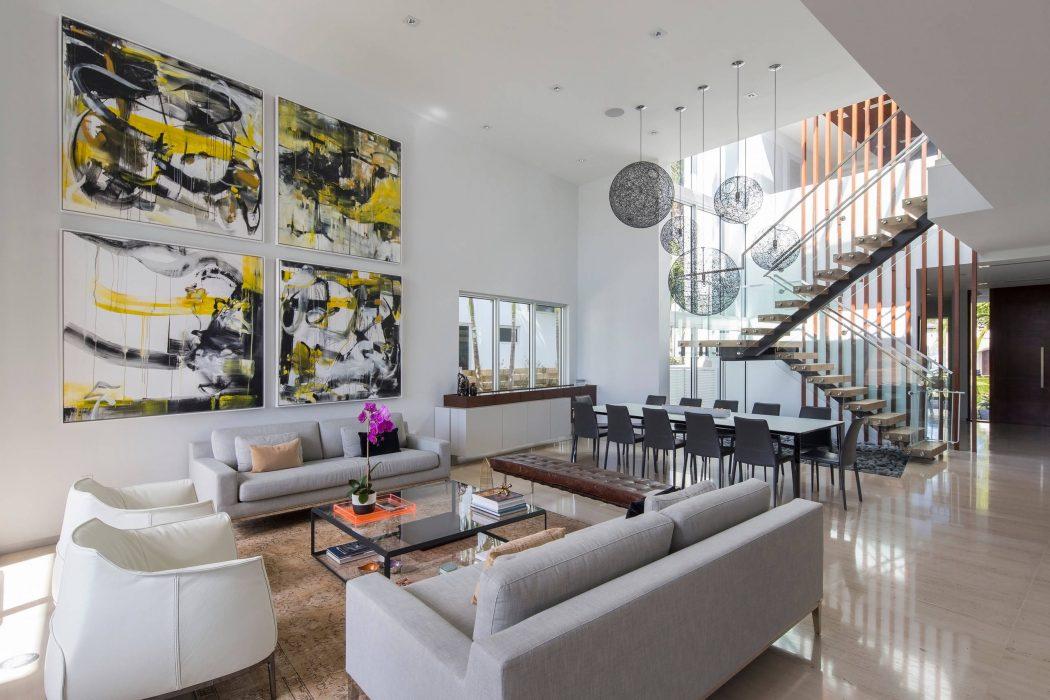 Miami Splendor - Amazing Two-story Family House