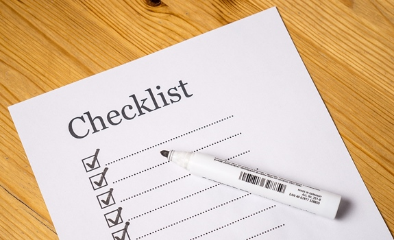 Home Plumbing Maintenance Checklist