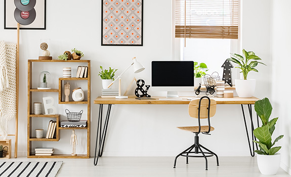 Top 5 Rules When Designing Your Office At Home
