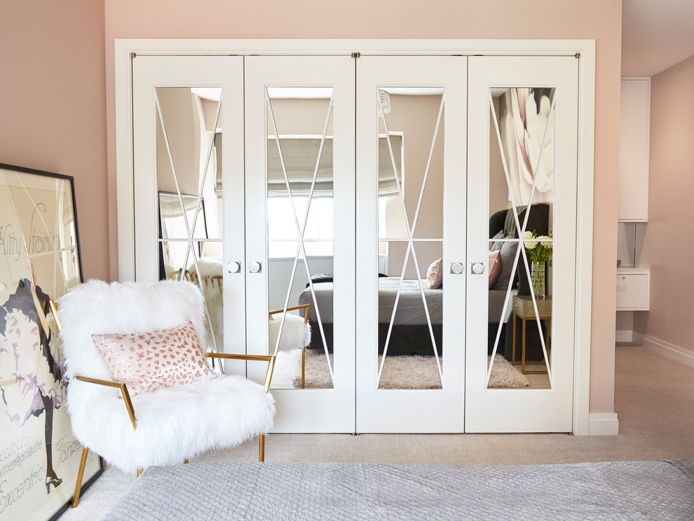 5 Ways To Make Your Closet Doors Stand Out Adorable Home