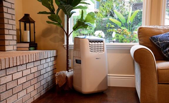 Clever Ways to Make Your AC Part of the Interior Decor